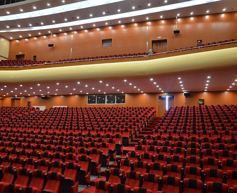 鹿寨文化艺术中心1号馆